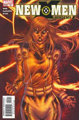 New X-Men: Academy X / New X-Men Vol. 2 (Comic-Book) #12
