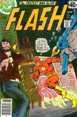 Flash Comics / The Flash (1940-1949, 1959-1985, 2020-) (Comic Book 32 pp) #274