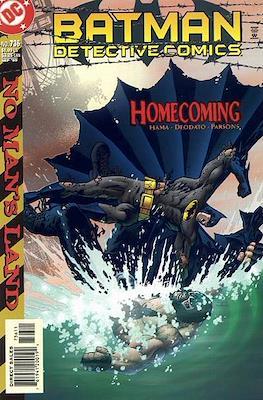 Detective Comics Vol. 1 (1937-2011; 2016-) (Comic Book) #736