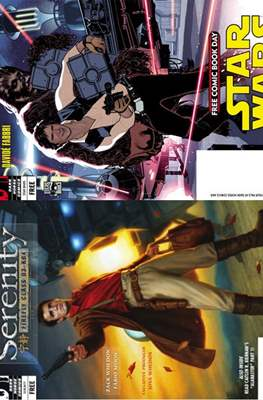 Serenity/Star Wars Free Comic Book Day