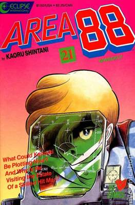 Area 88 (Softcover) #21