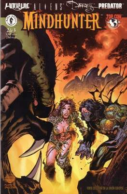 Mindhunter: Witchblade, Aliens, Darkness, Predator (Grapa 24 pp) #2