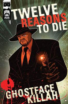 Twelve Reasons to Die (Comic Book) #4