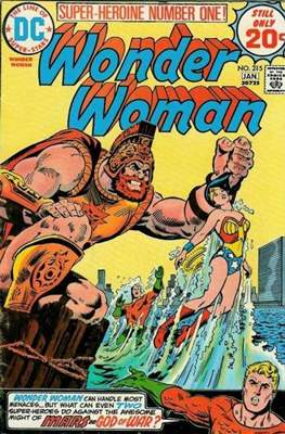 Wonder Woman Vol.1 (Comic Book) #215