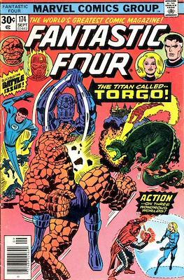 Fantastic Four Vol. 1 (1961-1996) (saddle-stitched) #174