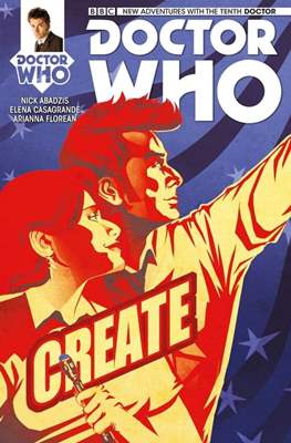 Doctor Who: The Tenth Doctor (Comic Book) #5