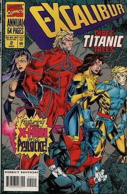 Excalibur Annual Vol. 1 (Comic-book) #2