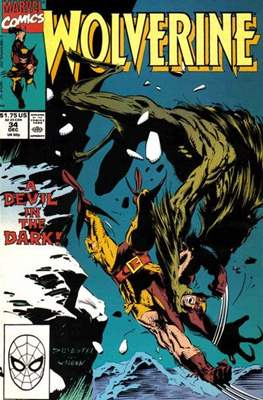 Wolverine (1988-2003) (Comic Book) #34