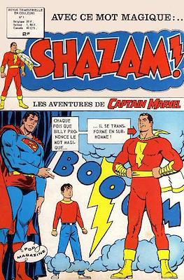 Shazam! (Agrafé. 32 pp) #1