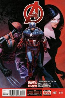 Avengers Vol. 5 (2013-2015) (Comic Book) #10