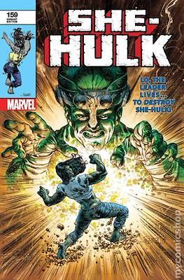 She-Hulk (2017-... Variant Covers)