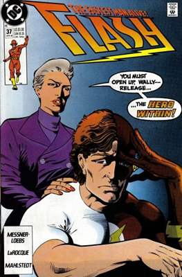 The Flash Vol. 2 (1987-2006) (Comic Book) #37