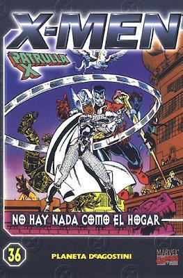 Coleccionable X-Men / La Patrulla-X (Rústica, 80 pp) #36