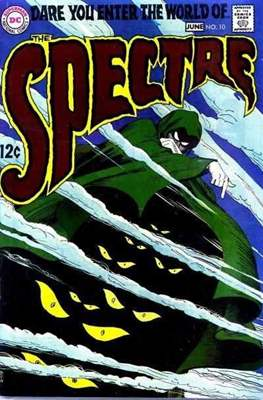 The Specte Vol 1 (Comic Book. 1967 - 1969) #10