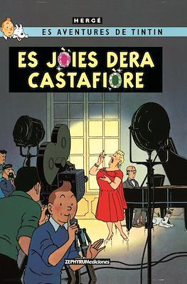 Es aventures de Tintin (Cartoné. Aranés) #20