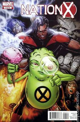 Nation X (2009) (Comoc Book) #4