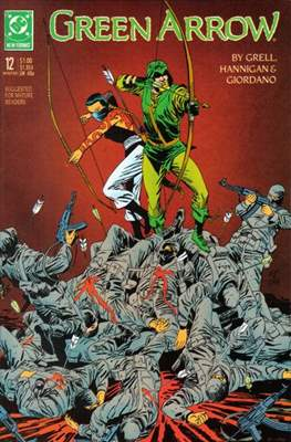 Green Arrow Vol. 2 #12