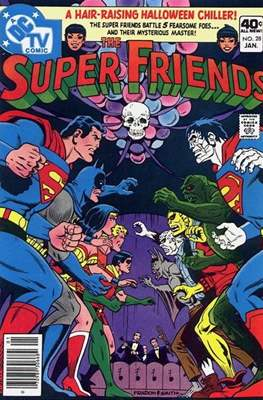 Super Friends Vol.1 (1976-1981) (Grapa, 32 págs.) #28