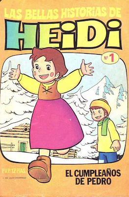 Las bellas historias de Heidi