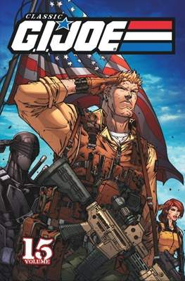 Classic G.I.Joe (Softcover) #15