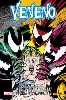 Veneno: Noches de Venganza / Guerra de Simbiontes.100% Marvel HC (Cartoné) #