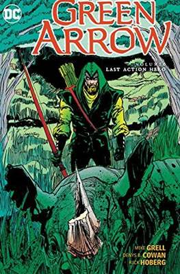 Green Arrow Vol. 2 (Paperback) #6