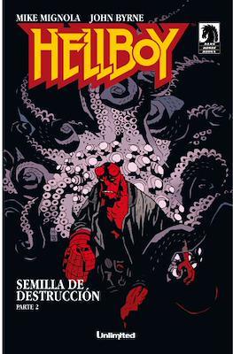 Hellboy (Rústica) #2