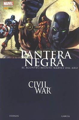 Pantera Negra Vol. 1 (2007-2009) (Rústica.) #3