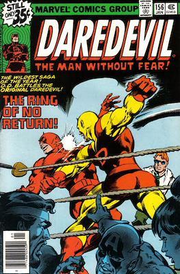 Daredevil Vol. 1 (1964-1998) (Comic Book) #156