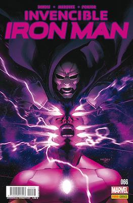 El Invencible Iron Man Vol. 2 (2011-) (Grapa - Rústica) #66