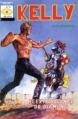 Kelly ojo mágico (1981) (Grapa 36 pp) #5