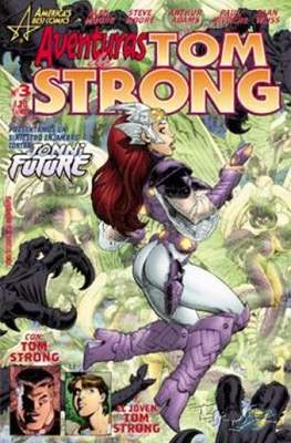 Aventuras de Tom Strong (2003-2004) (Grapa 24-32 pp) #3