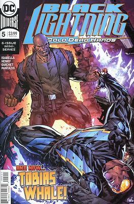 Black Lightning: Cold Dead Hands (Comic book) #5