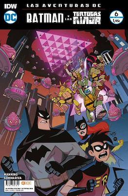 Las aventuras de Batman y las Tortugas Ninja #6