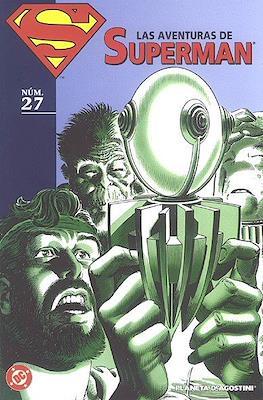 Las aventuras de Superman (2006-2007) (Rústica 96 páginas) #27
