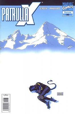 Patrulla-X Vol. 2 (1996-2005) (Grapa) #86