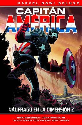 Capitán América de Rick Remender. Marvel Now! Deluxe