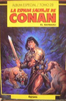 La Espada Salvaje de Conan - Álbum especial (Retapados) #28