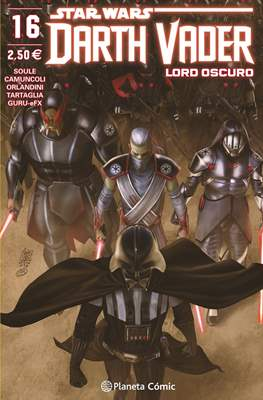 Star Wars: Darth Vader. Lord Oscuro (Grapa 40 pp) #16