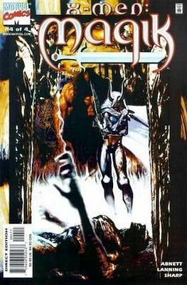 X-Men: Magik (grapa) #4
