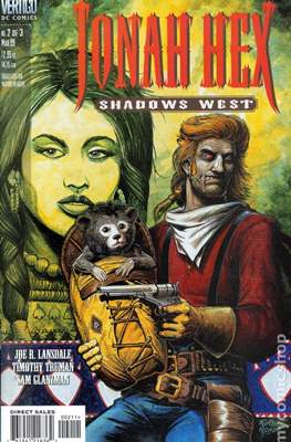 Jonah Hex: Shadows West (Comic Book 32 pp) #2