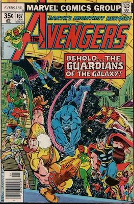 The Avengers Vol. 1 (1963-1996) (Grapa) #167