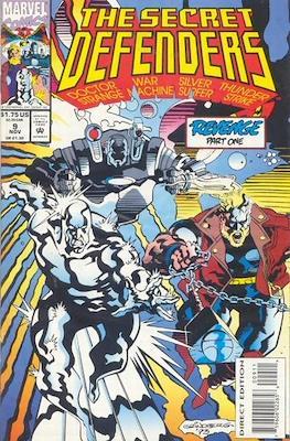 Secret Defenders Vol 1 (Comic-Book) #9