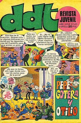 DDT (1967-1978) #549