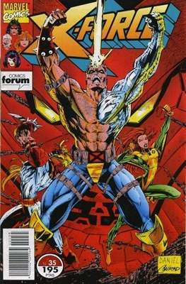 X-Force Vol. 1 (1992-1995) #35