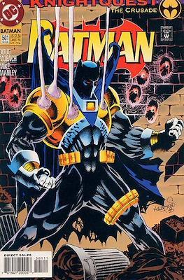 Batman Vol. 1 (1940-2011) (Comic Book) #501