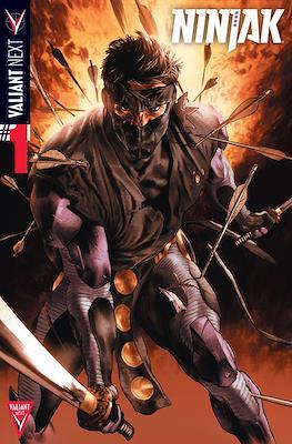 Ninjak(2015) (Comic-book) #1