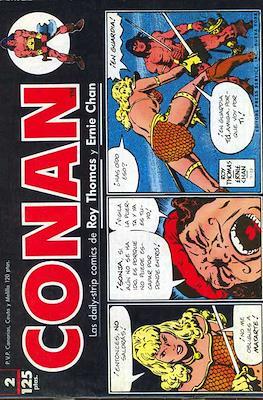 Conan. Los daily-strip comics (1989) (Grapa 48 pp) #2