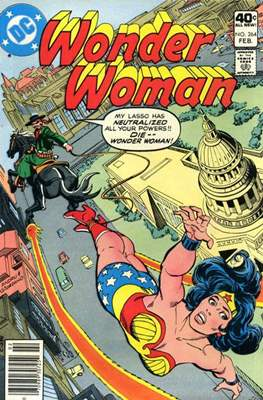 Wonder Woman Vol.1 (Comic Book) #264
