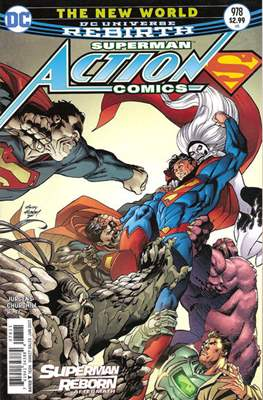 Action Comics Vol. 1 (1938-2011; 2016-) (Comic Book) #978